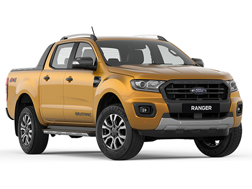 ฟอร์ด Ford-Ranger Double Cab 2.0L Turbo Wildtrak 6MT-ปี 2019