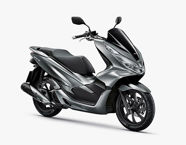 ฮอนด้า Honda-PCX 150 MY2018-ปี 2018