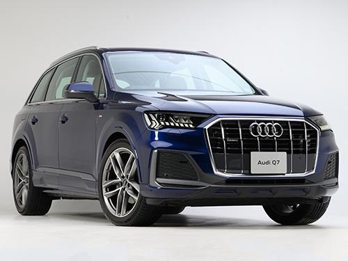 อาวดี้ Audi-Q7 45 TDI quattro S line MY20-ปี 2020