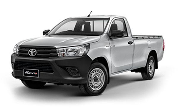 Toyota Revo Standard Cab 2.4J ปี 2018 ราคา-สเปค-โปรโมชั่น