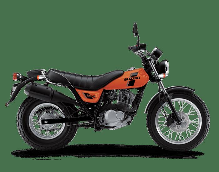 Suzuki VanVan 200 ปี 2020 ราคา-สเปค-โปรโมชั่น