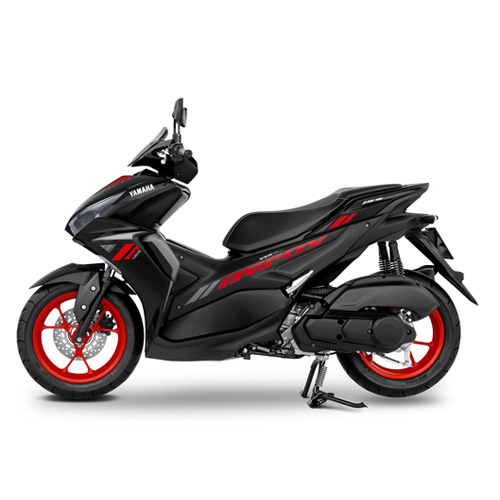 Yamaha Aerox Standard ปี 2021 ราคา-สเปค-โปรโมชั่น
