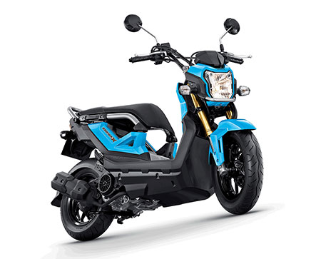 ฮอนด้า Honda-Zoomer X ACG110CBTG TH 2015-ปี 2015