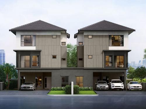 บ้านกลางเมือง ดิ อิดิชั่น พระราม 9 - พัฒนาการ (Baan Klang Muang The Edition Rama 9 - Pattanakarn) ราคา-สเปค-โปรโมชั่น
