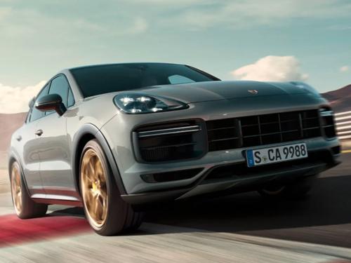 Porsche Cayenne ทุกรุ่นย่อย