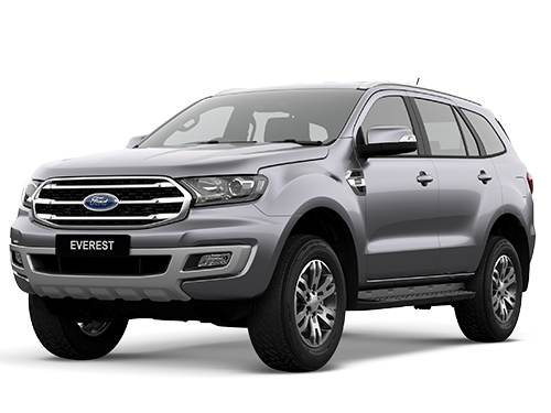ฟอร์ด Ford-Everest 2.0L Turbo Titanium 4x2 AT-ปี 2018