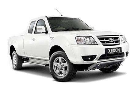 รถยนต์ทาทา TATA Xenon Logo