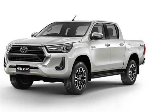 Toyota Revo Double Cab 4x4 2.8 High ปี 2020 ราคา-สเปค-โปรโมชั่น