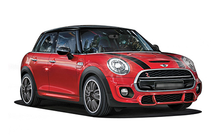 มินิ Mini-Hatch 5 Door Cooper S JCW Dress-Up Edition-ปี 2016