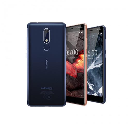 โทรศัพท์มือถือโนเกีย Nokia 5 Logo