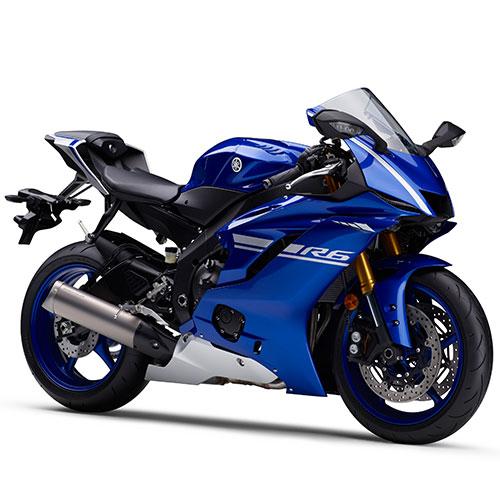 Yamaha YZF-R6 ทุกรุ่นย่อย