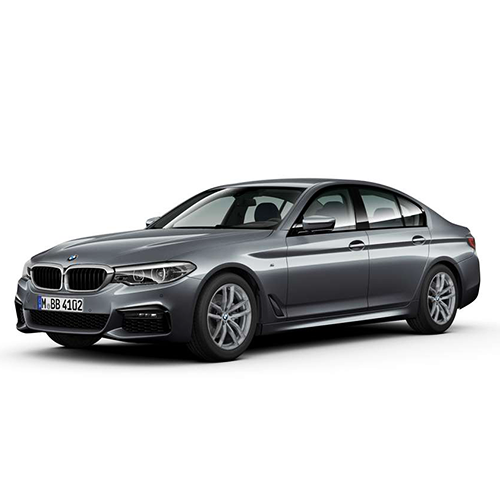 BMW Series 5 ทุกรุ่นย่อย