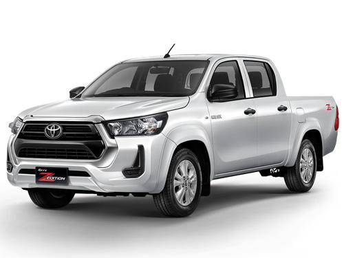Toyota Revo Double Cab Z-Edition 4x2 2.4 Mid MY2020 ปี 2020 ราคา-สเปค-โปรโมชั่น