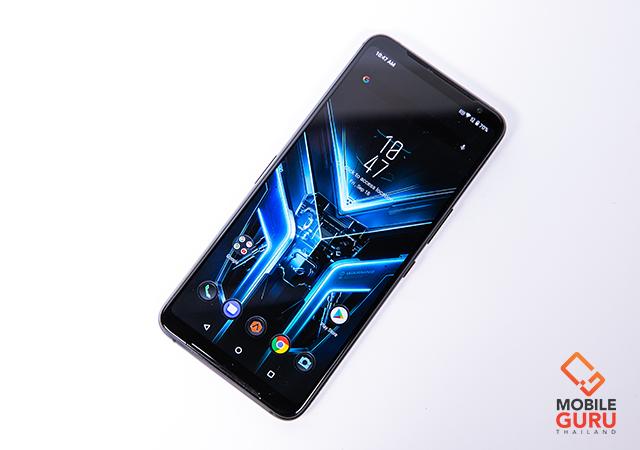 โทรศัพท์มือถือเอซุส ASUS ROG Phone Logo