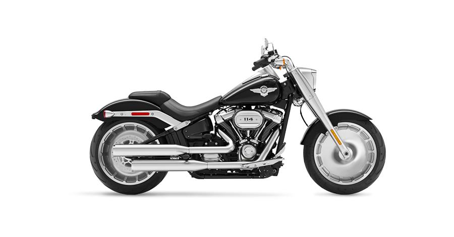 Harley-Davidson Softail Fat Boy 114 ปี 2020 ราคา-สเปค-โปรโมชั่น