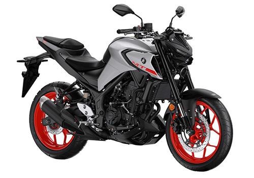 Yamaha MT 03 ปี 2020 ราคา-สเปค-โปรโมชั่น