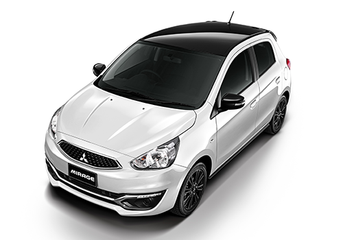 มิตซูบิชิ Mitsubishi-Mirage Limited Edition MY2019-ปี 2019
