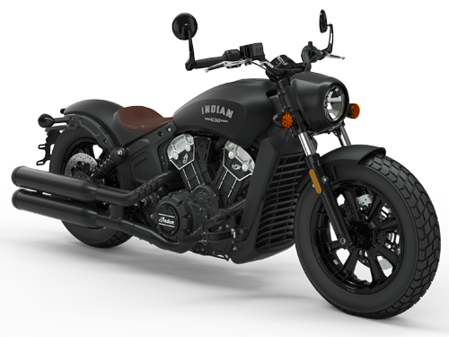 Indian Motorcycle Scout ฺBobber ABS ปี 2021 ราคา-สเปค-โปรโมชั่น