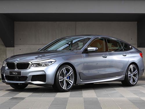 BMW Series 6 ทุกรุ่นย่อย