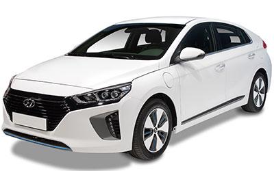 รถยนต์ฮุนได Hyundai IONIQ Logo