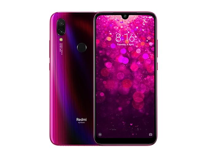 Xiaomi Redmi Y3 ราคา-สเปค-โปรโมชั่น