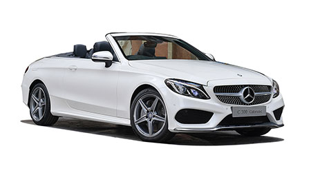Mercedes-benz C-Class C 300 Cabriolet AMG Dynamic ปี 2016 ราคา-สเปค-โปรโมชั่น