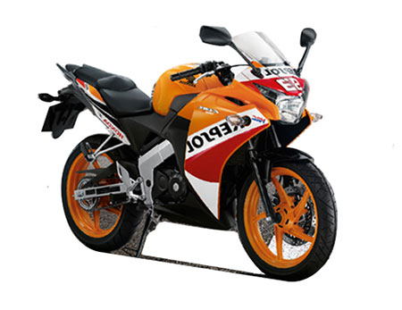 ฮอนด้า Honda-CBR 150R 2015 Champion Special Edition-ปี 2015