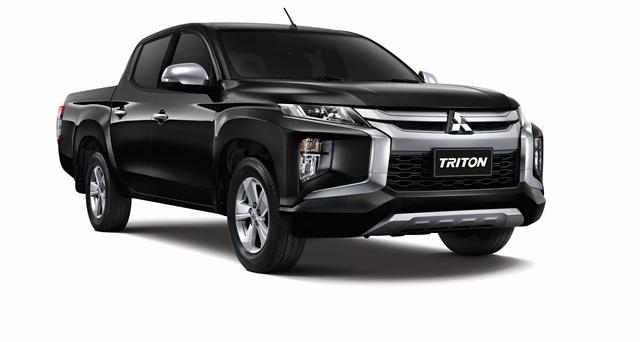 Mitsubishi Triton Double Cab 2.5 Di-D 2WD GLX ปี 2019 ราคา-สเปค-โปรโมชั่น