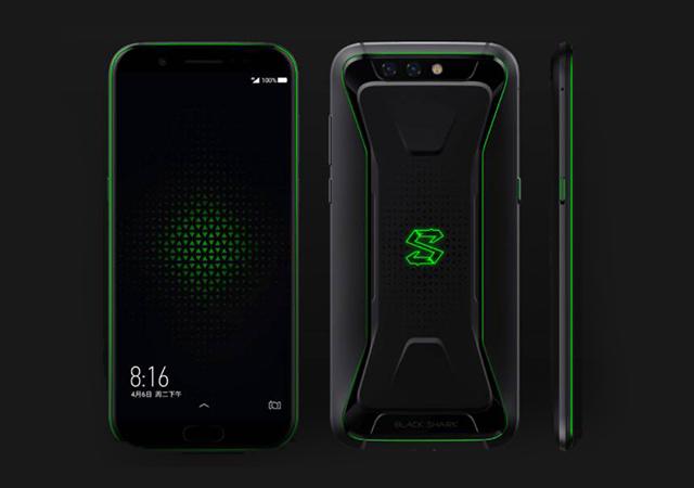 Xiaomi Blackshark 64GB ราคา-สเปค-โปรโมชั่น