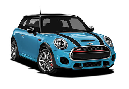 มินิ Mini-Hatch 3 Door John Cooper Works-ปี 2015