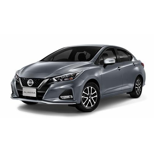 รถยนต์นิสสัน Nissan Almera Logo