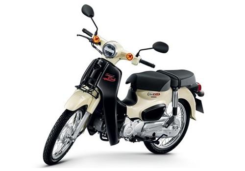 ฮอนด้า Honda-Super Cub 2020-ปี 2020