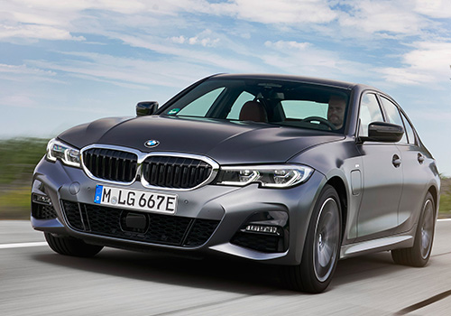 BMW Series 3 ทุกรุ่นย่อย