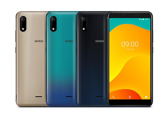 โทรศัพท์มือถือวีโก Wiko Sunny Logo
