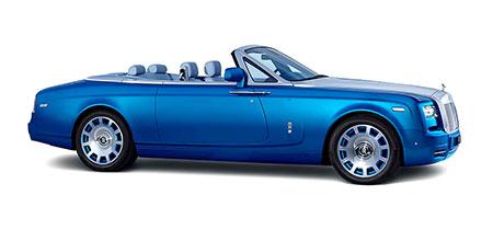 Rolls-Royce Phantom Drophead Coupe Waterspeed Collection Logo