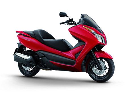 ฮอนด้า Honda-Forza 300 (Standard)-ปี 2013