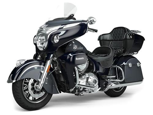 รถมอเตอร์ไซค์อินเดียน มอเตอร์ไซเคิล Indian Motorcycle Roadmaster Logo