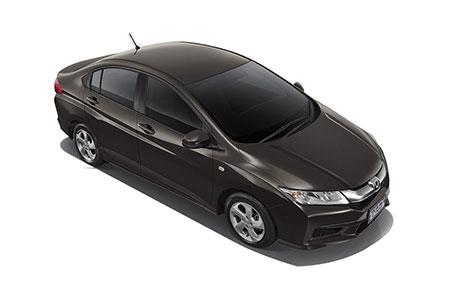 ฮอนด้า Honda-City V CNG AT-ปี 2014
