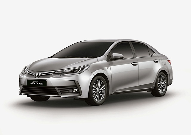โตโยต้า Toyota-Altis (Corolla) 1.8 V MY18-ปี 2018