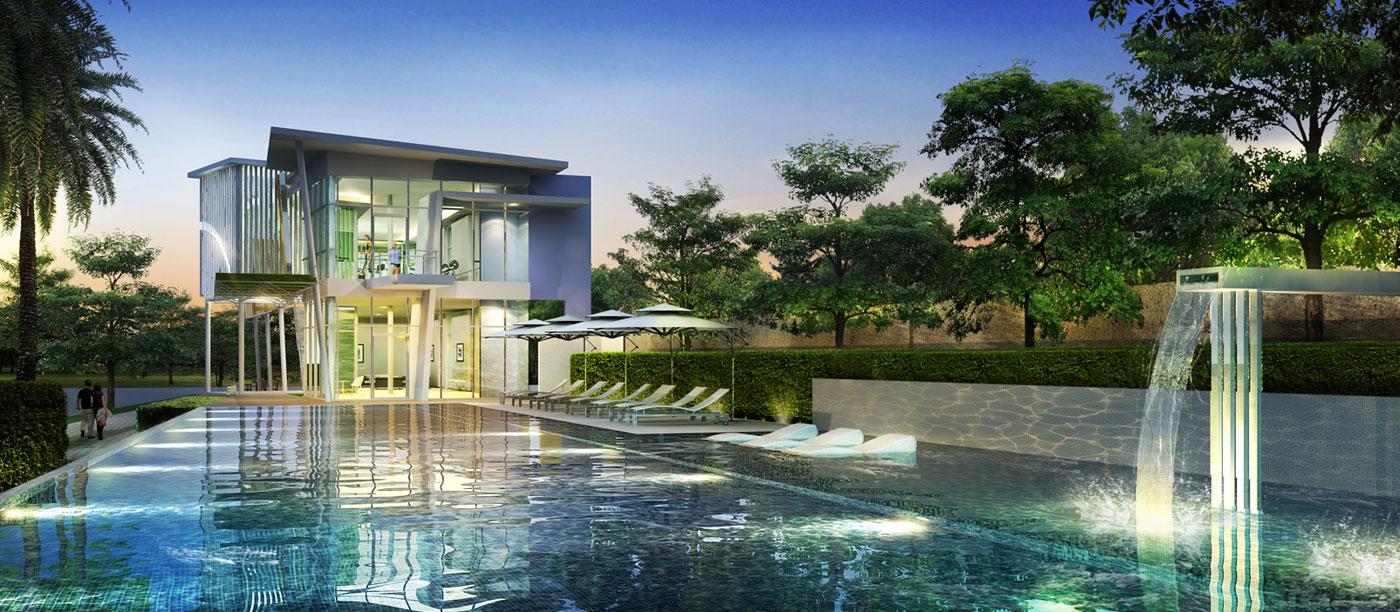 โมดิ วิลล่า บางบัวทอง (Modi Villa) ราคา-สเปค-โปรโมชั่น