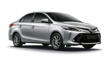 โตโยต้า Toyota-Vios 1.5 G CVT-ปี 2017