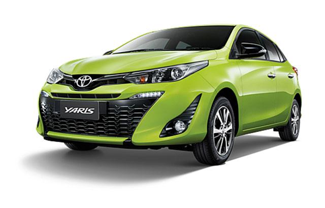 โตโยต้า Toyota-Yaris 1.2 G+-ปี 2018