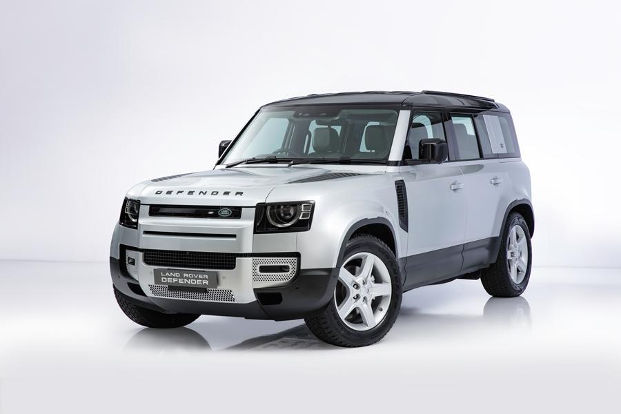 Land Rover Defender 110 2.0 Diesel 2.0 S Ingenium ปี 2020 ราคา-สเปค-โปรโมชั่น