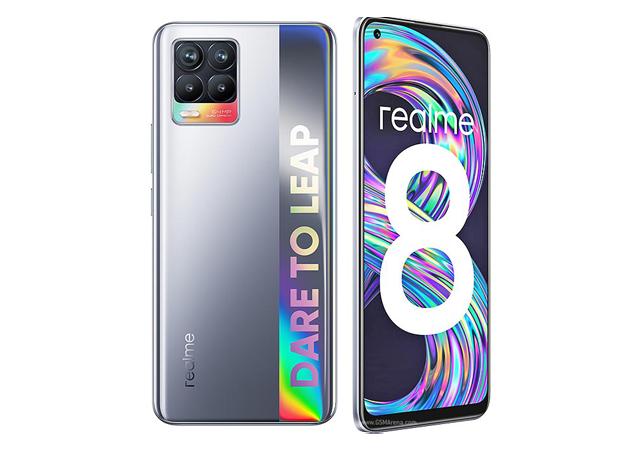 realme 8 (4GB/128GB) ราคา-สเปค-โปรโมชั่น