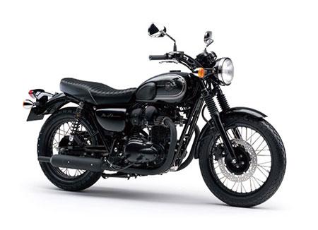 Kawasaki W 800 Special Edition ปี 2021 ราคา-สเปค-โปรโมชั่น