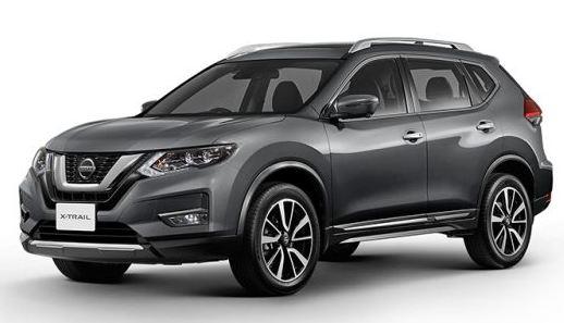Nissan X-Trail ทุกรุ่นย่อย