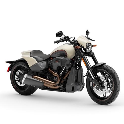 ฮาร์ลีย์-เดวิดสัน Harley-Davidson-Softail FXDR 114-ปี 2018