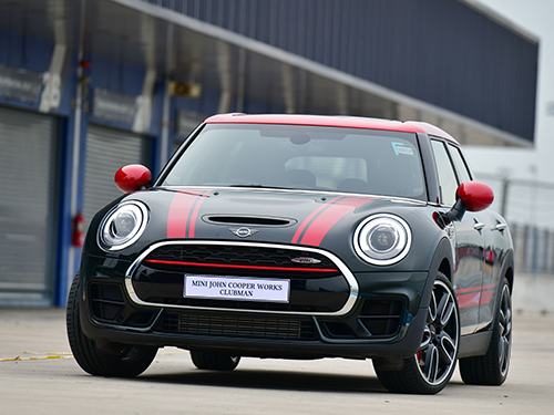 Mini John Cooper Works Logo