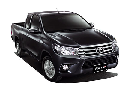 โตโยต้า Toyota-Revo Smart Cab 4X2 2.4G-ปี 2017