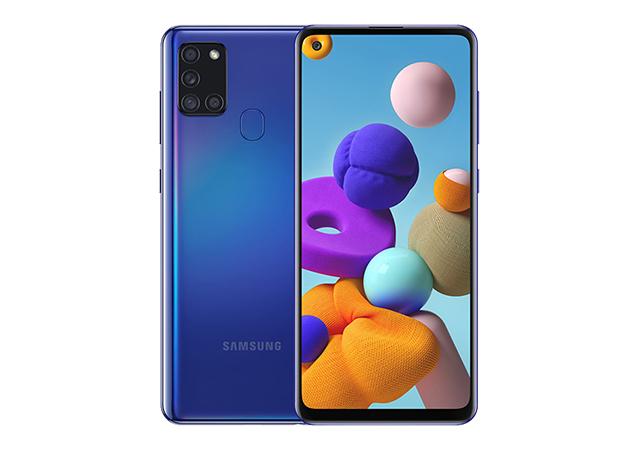SAMSUNG Galaxy A 21s (3GB + 32GB) ราคา-สเปค-โปรโมชั่น